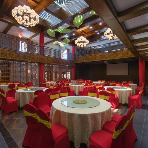 满庭芳中餐厅2